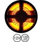 PowerLED Oranje 0,5 t/m 2,5 Meter 120LED 12 Volt