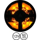 PowerLED Geel 0,5 t/m 2,5 Meter 60LED 12 Volt