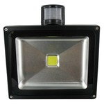 LED Bouwlamp met PIR bewegingsmelder