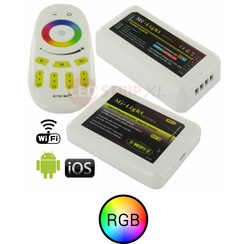 LED RGB 4-Zone RF+WiFi SET