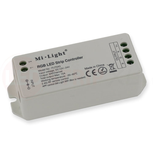 Milight / MiBoxer Mi-Light RGB Smart LED controller set FUT043A