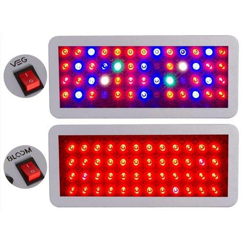LED Kweeklamp Growlight 450W