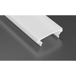 Extra hoge Milky Cover 100cm voor Lumines Profielen