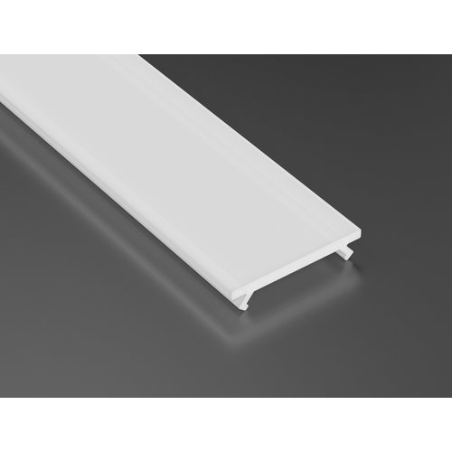 Lumines Milky Cover 100cm voor Lumines Profielen