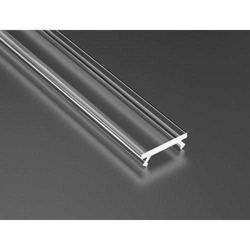 Lumines Transparant cover voor X profiel lumines