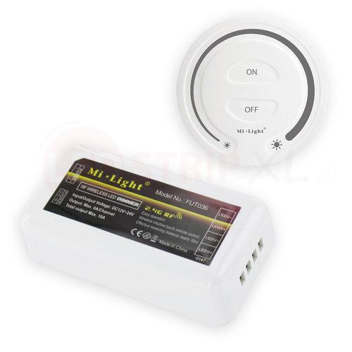 Milight / MiBoxer Milight Single Color Zone Controller met Wandpaneel