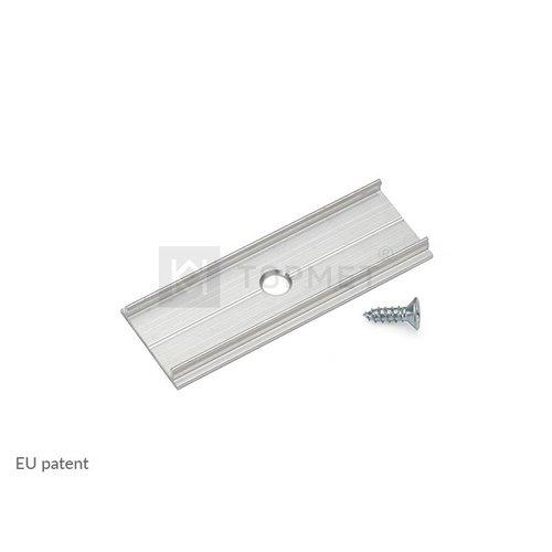 TOPMET Connector voor 10mm profielen doorverbinden