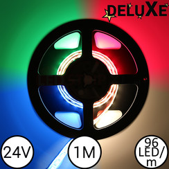 LED Strip RGBW DELUXE 1 Meter 96 LED 24 Volt