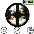 LED Strip Helder Wit 5 Meter 60 LED per meter 12 Volt - Ultra