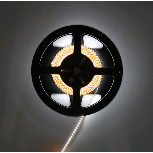 Epistar LED Strip Koud Wit 5 meter 196 LED 24 Volt - Ultra