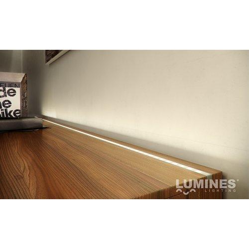 Lumines LED Strip Profiel opbouw laag 2 meter