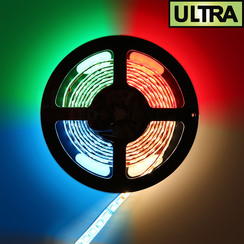 LED Strip RGBW Ultra 2.5 Meter 84 LED 24 Volt