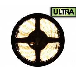 24V LED Strip Warm Wit 2,5 Meter 120 LED  - Ultra