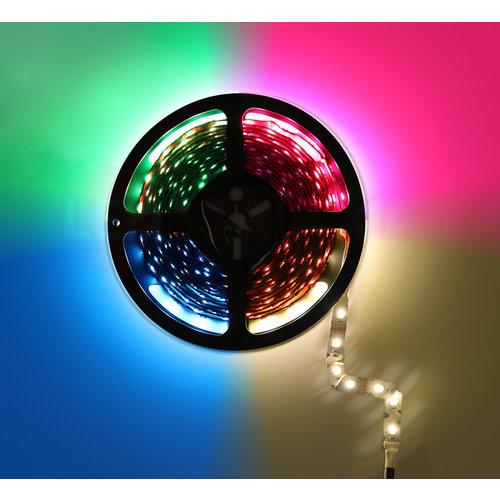 12V LED Strip RGBW Buigbaar S-Shape 5 Meter