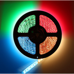 LED Strip RGBW Ultra 5 Meter 84 LED 24 Volt