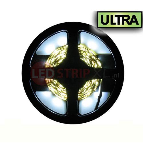 24V LED Strip Koud Wit 10 Meter 120 LED - Ultra