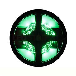 LEDStrip Groen 10 Meter 60 LED 24 Volt