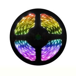 LEDStrip RGB 5 Meter 30 LED 12 Volt