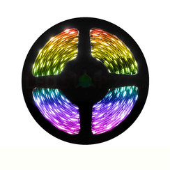 LEDStrip RGB 2.5 Meter 30 LED 12 Volt