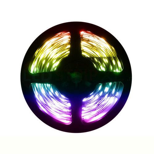 LEDStrip RGB 2.5 Meter 30 LED per meter 12 Volt