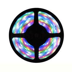 LEDStrip RGB dreamcolor 5 Meter 30 LED 12 Volt