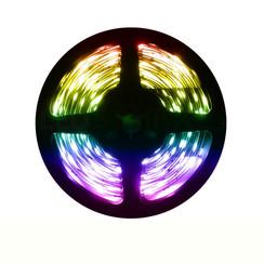 LEDStrip RGB 7.5 Meter 30 LED 24 Volt