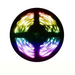 LEDStrip RGB 7.5 Meter 30 LED 12 Volt