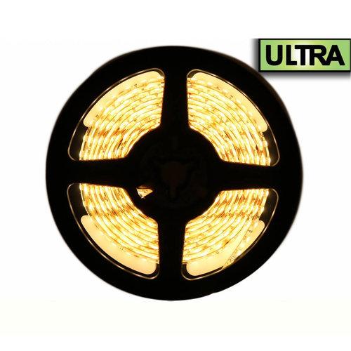 24V LED Extra Strip Warm Wit 2,5 Meter 120 LED per meter - Ultra