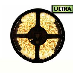 LED Strip Extra Warm Wit 5 Meter 60 LED 12 Volt - Ultra