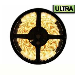 LED Strip Extra Warm Wit 5 Meter 120 LED 12 Volt - Ultra