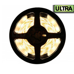 24V LED Strip Extra Warm Wit 2.5 Meter 60 LED - Ultra