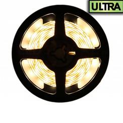 LED Strip Extra Warm Wit 2.5 Meter 60 LED 12 Volt - Ultra