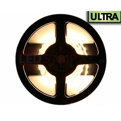 LED Strip Extra Warm Wit 1 Meter 120 LED 12 Volt - Ultra