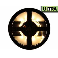 LED Strip Extra Warm Wit 1 Meter 60 LED 12 Volt - Ultra