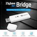 Zigbee naar RF signaal converter voor Mi-Light en Philips Hue