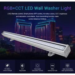 24 Watt RGB+CCT LED Wall Washer 230v IP66