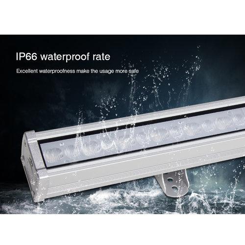 Milight / MiBoxer 24 Watt RGB+CCT LED Wall Washer 230v IP66