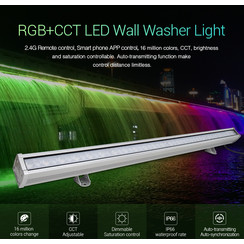 48 Watt RGB+CCT LED Wall Washer 230v IP66
