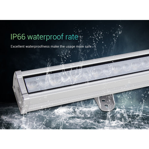 Milight / MiBoxer 48 Watt RGB+CCT LED Wall Washer 230v IP66