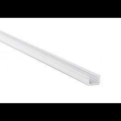 Aluminium Profiel 2 meter Super Slim 12x8mm WIT