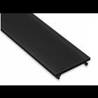 Zwarte Cover 200cm voor Lumines Profielen