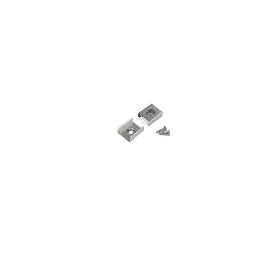 TOPMET Bevestigingsklem voor 8mm en 10mm Profielen Z Flexible
