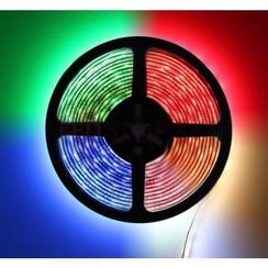 LED Strip RGB+CCT 5 meter 60led/m 5in1 LED 24V 2800k ~ 6500k