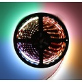 LED Strip RGB + Warm Wit + Koud Wit 5 meter 60led/m 5in1 led 24V Dual White CCT