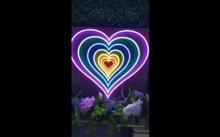 LED Neon Logo en Sign