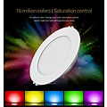 Milight 9 Watt RGB + Warm Wit + Koud Wit CCT Downlight Dual White