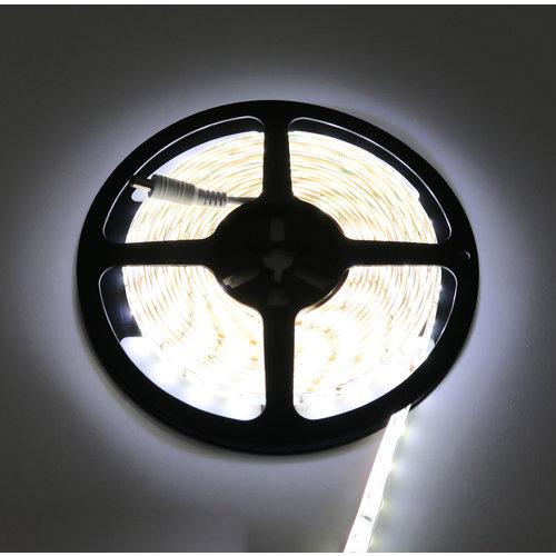 LEDStrip Helder Wit 5 Meter 60 LED per meter 24 Volt - Basic