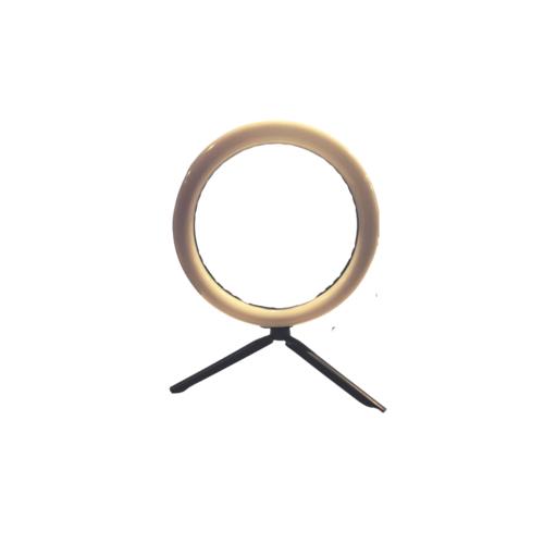 Bureaustandaard voor LED ring lamp