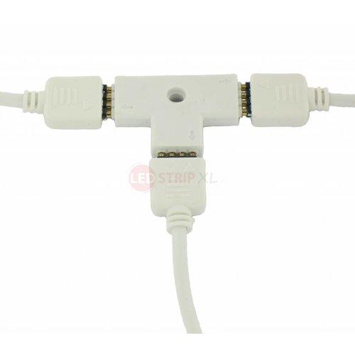 Spliter Connector voor RGB LED Strips T-splitsing