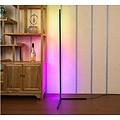 Staande vloerlamp RGB - LED - met veel effecten  - 140 cm hoog